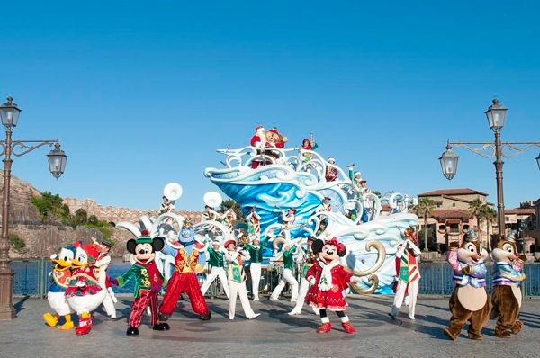ホリデーグリーティング・フロム・セブンポート (c)Disney