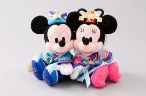 ミッキー&ミニーぬいぐるみセット(3800円)