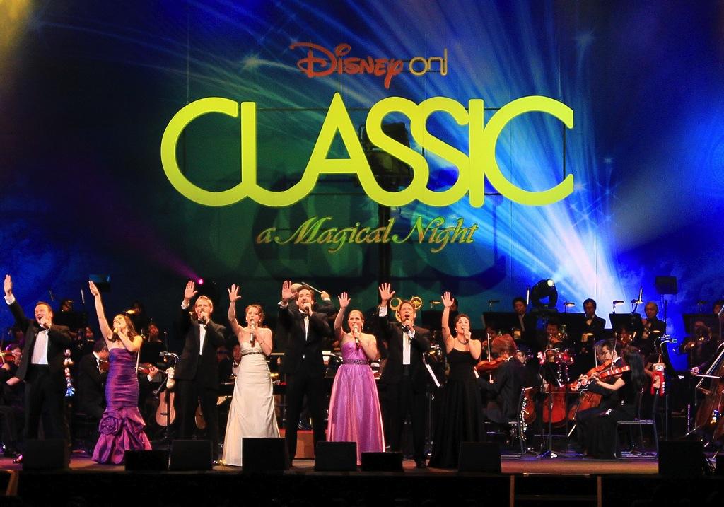 ディズニー・オン・クラシック (C)Disney