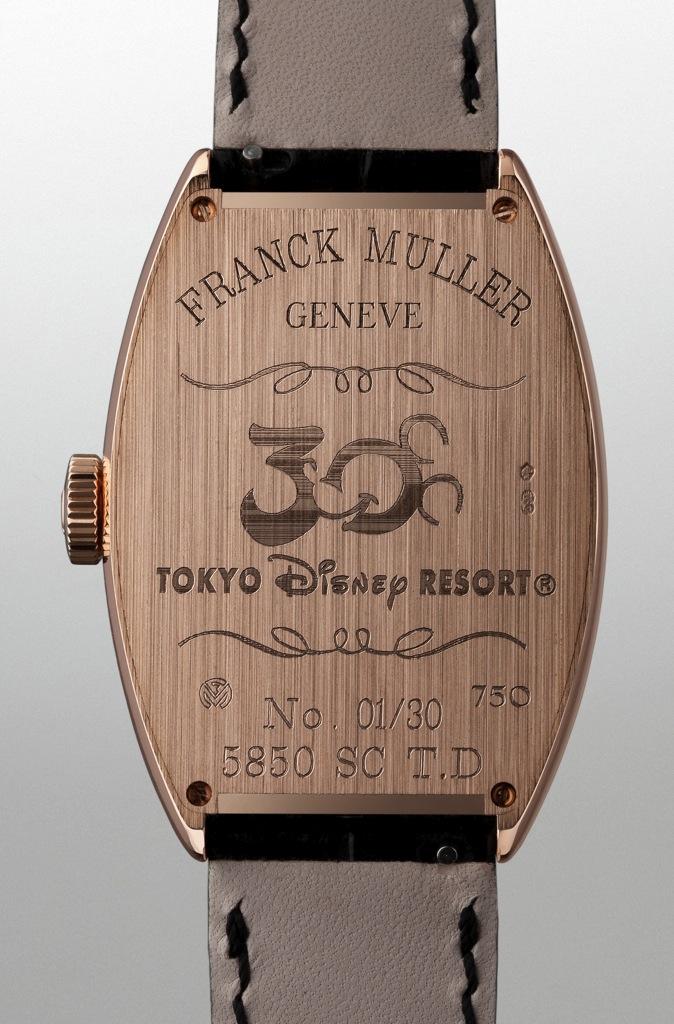 メンズ裏面 (c)Disney