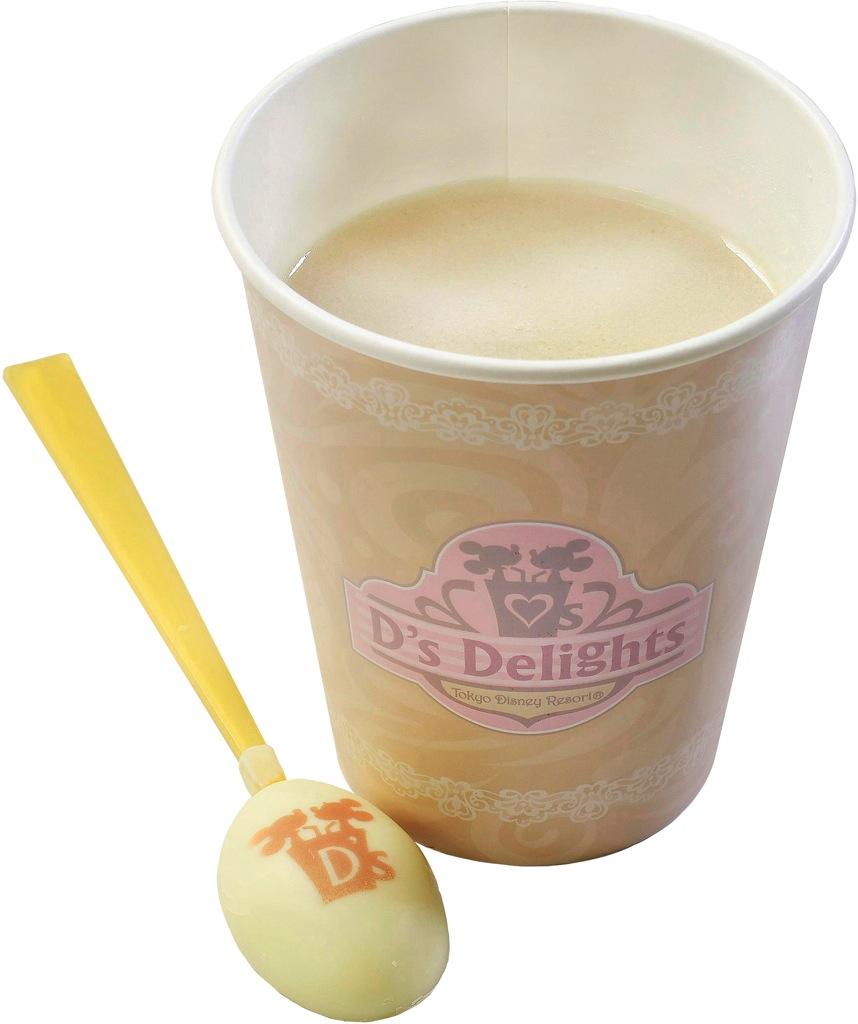 ライチー・リュバーブティー(ホワイトチョコレート) (c)Disney