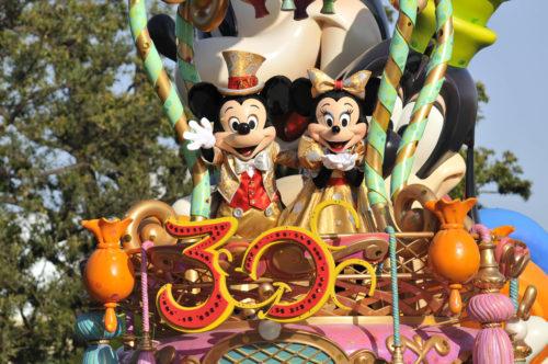東京ディズニーランド 「ハピネス・イズ・ヒア」 (c)Disney