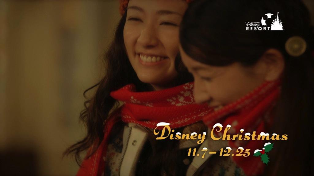 テレビ CM キャプチャー画像 (c)Disney