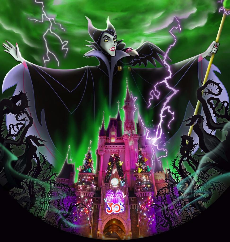 魔法にかけられた夜の王国 奪われたハピネスを取り戻せ (c)Disney