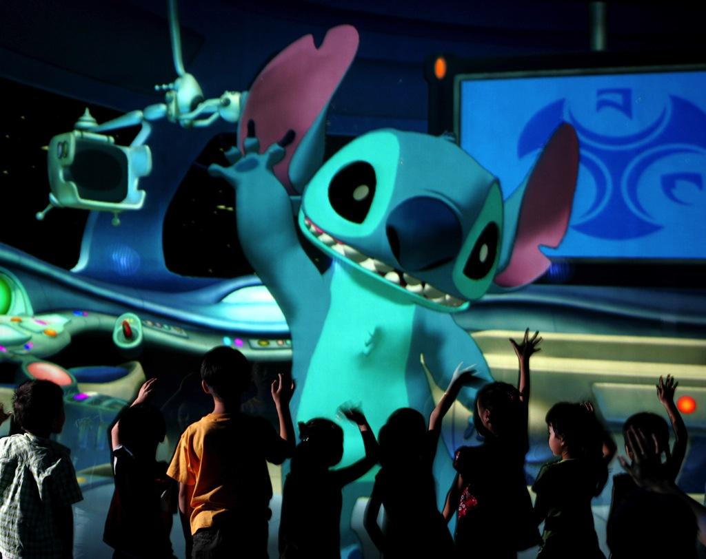 ディズニー映画「リロ&スティッチ」を題材とした新規アトラクション (c)Disney