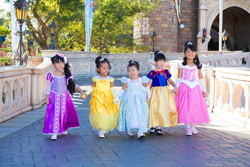 ディズニー プリンセス  イメージ (c)Disney