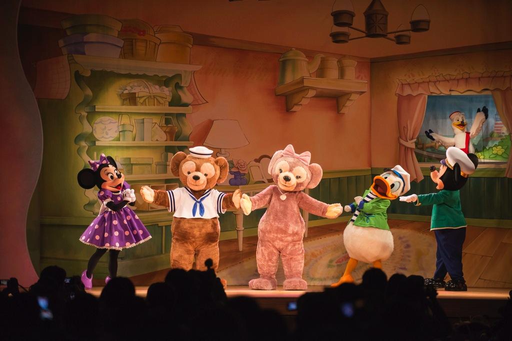 マイ・フレンド・ダッフィー (c)Disney