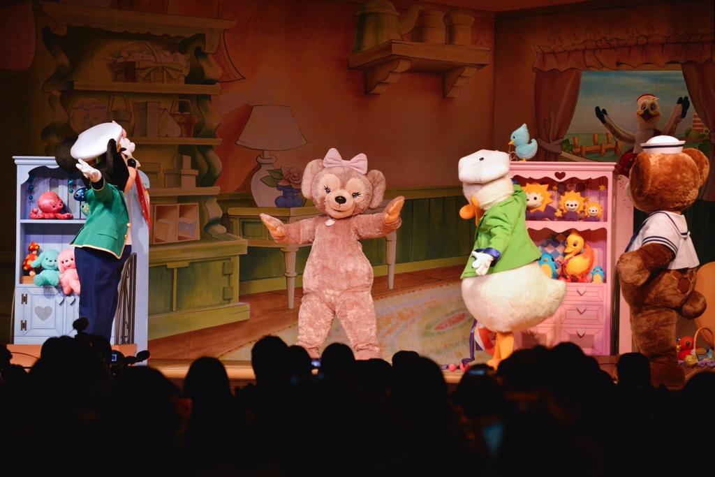 マイ・フレンド・ダッフィーにシェリーメイが登場 (c)Disney