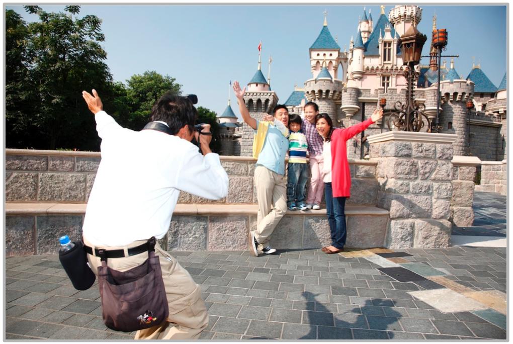 スター・フォトグラフ・パッケージ (c)Disney
