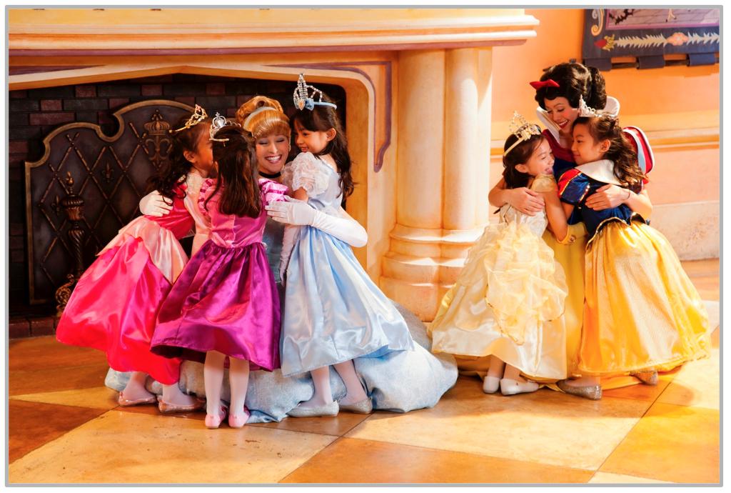 スター・プリンセス・ツアー (c)Disney