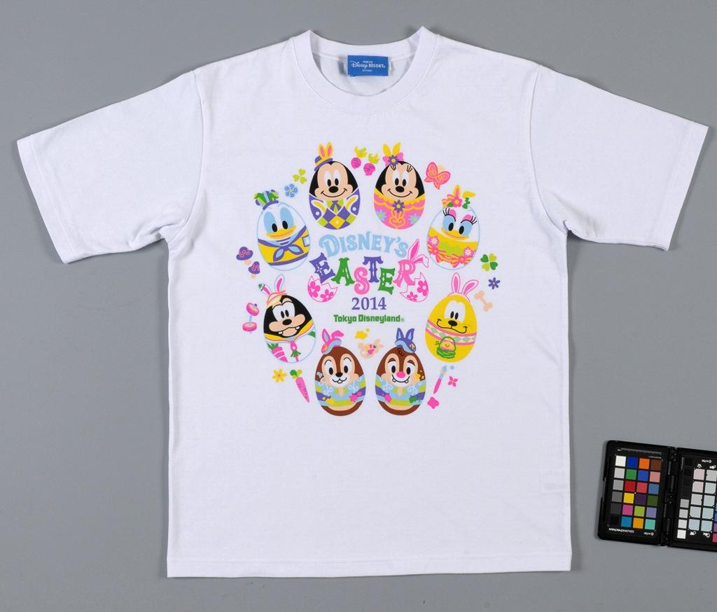 Tシャツ 2600円(S,M,L,LL) (c)Disney