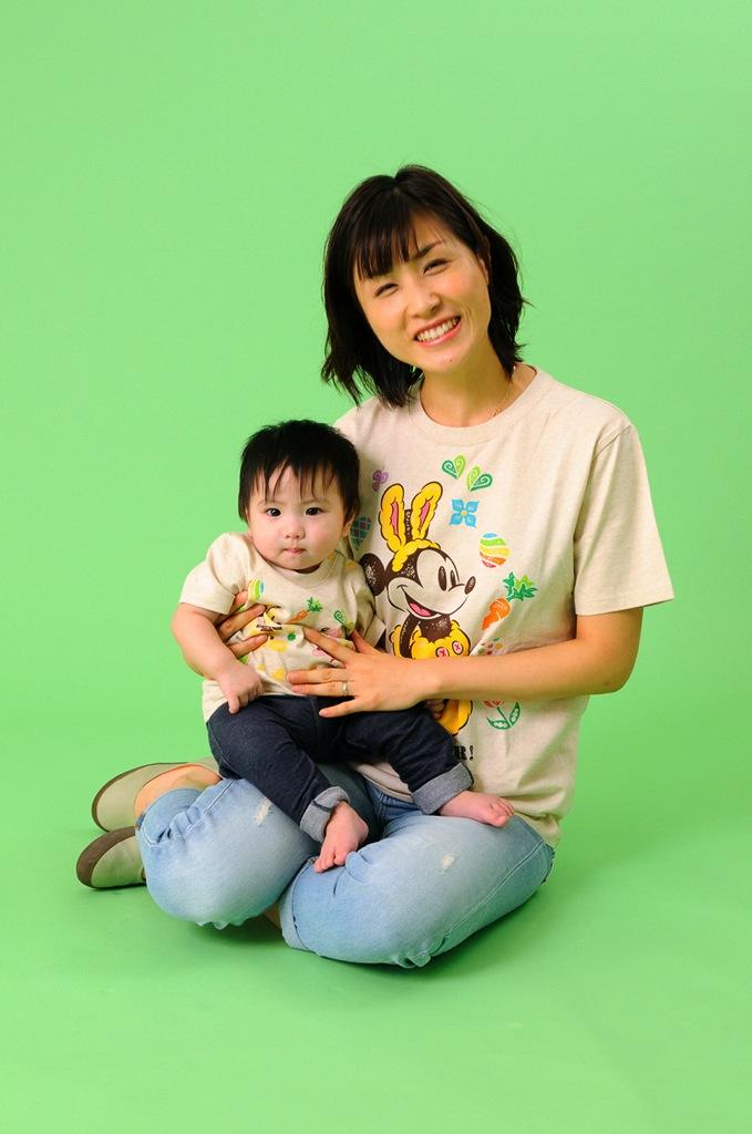 Tシャツ(2900円/2300円) (c)Disney