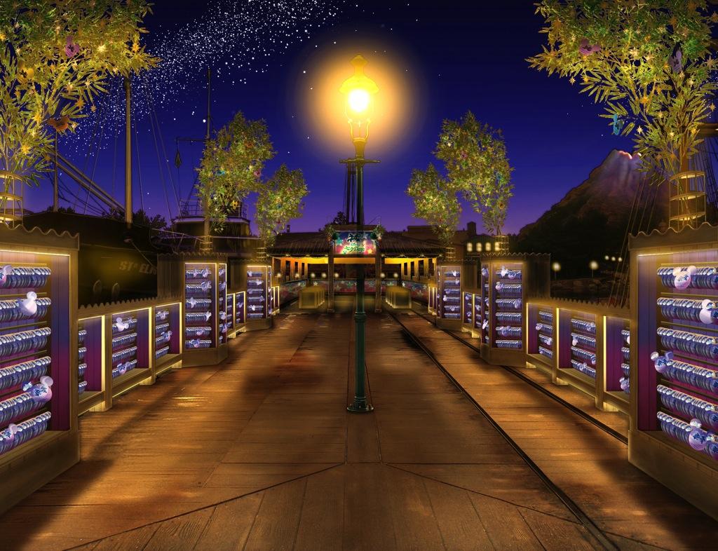 ウィッシングプレイス (c)Disney