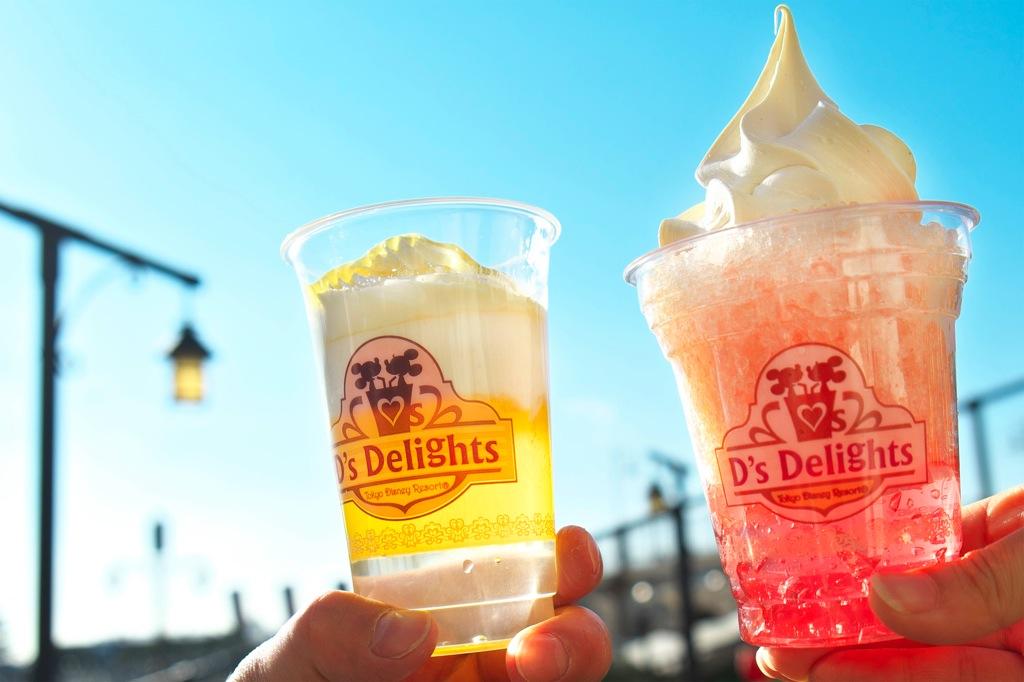 D's Delights メニュー ※イメージ(c)Disney