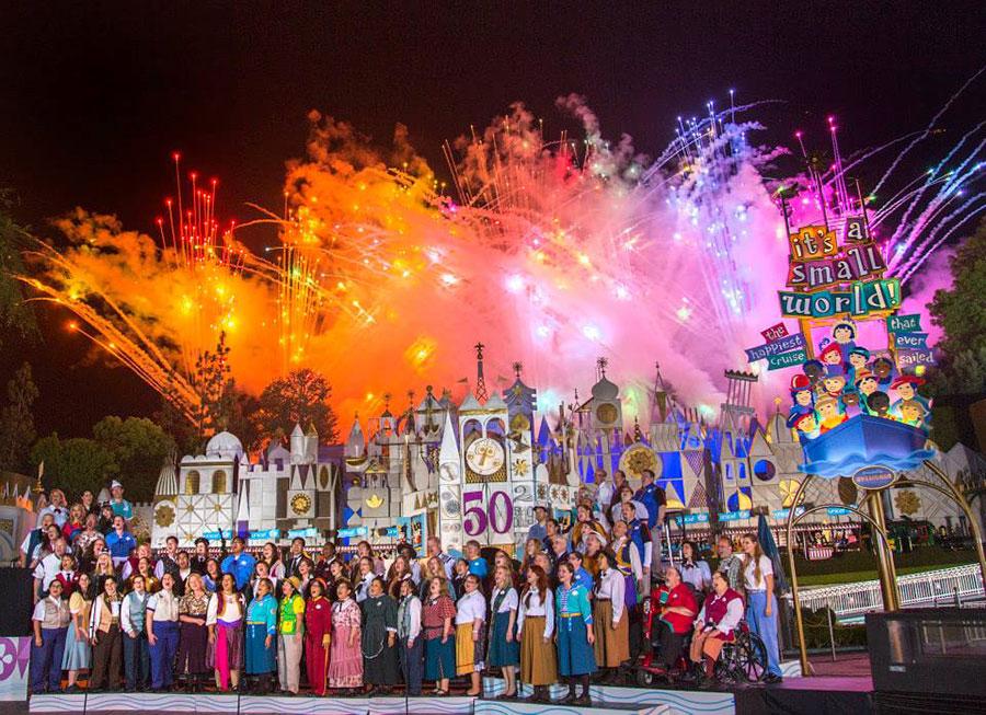カリフォルニア (c)Disney