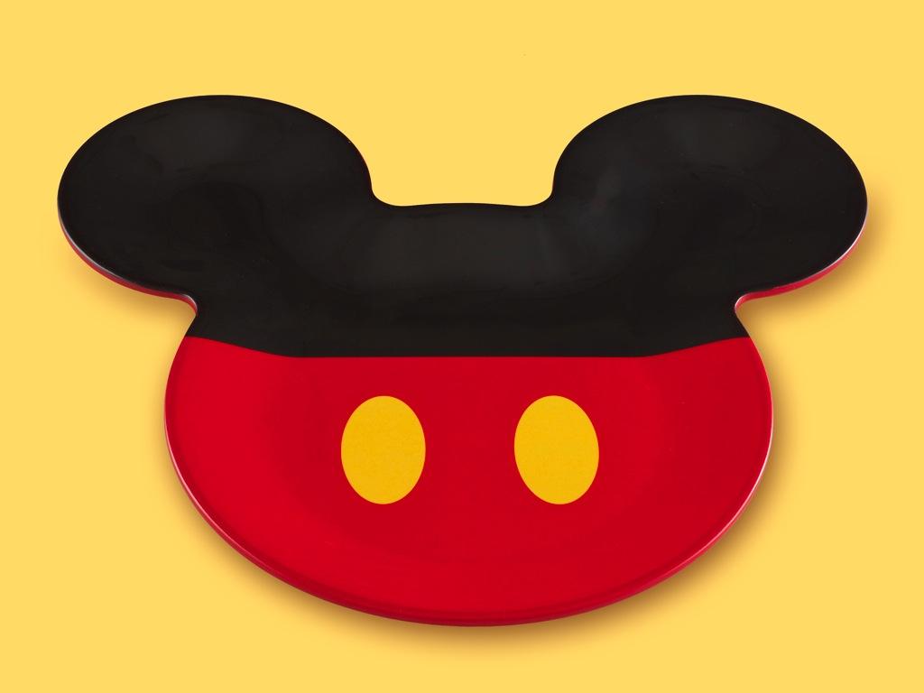 スーベニアプレート (c)Disney