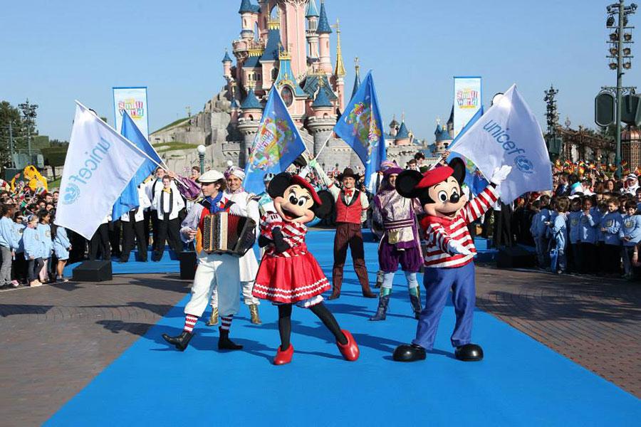 ディズニーランド・パリ (c)Disney