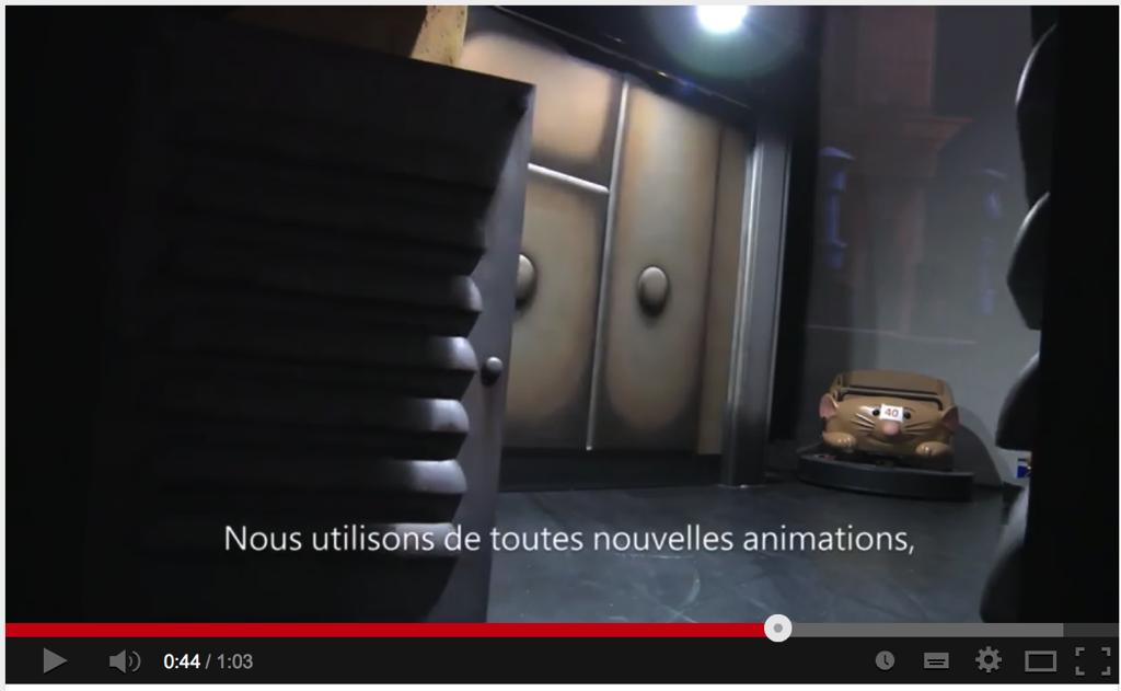 Ratatouille à Disneyland Paris dès le 10 Juillet 2014