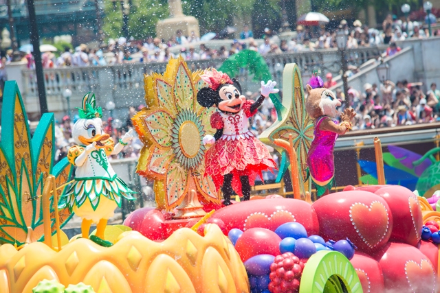 東京ディズニーシー ディズニー サマーフェスティバル ※イメージ (C)Disney