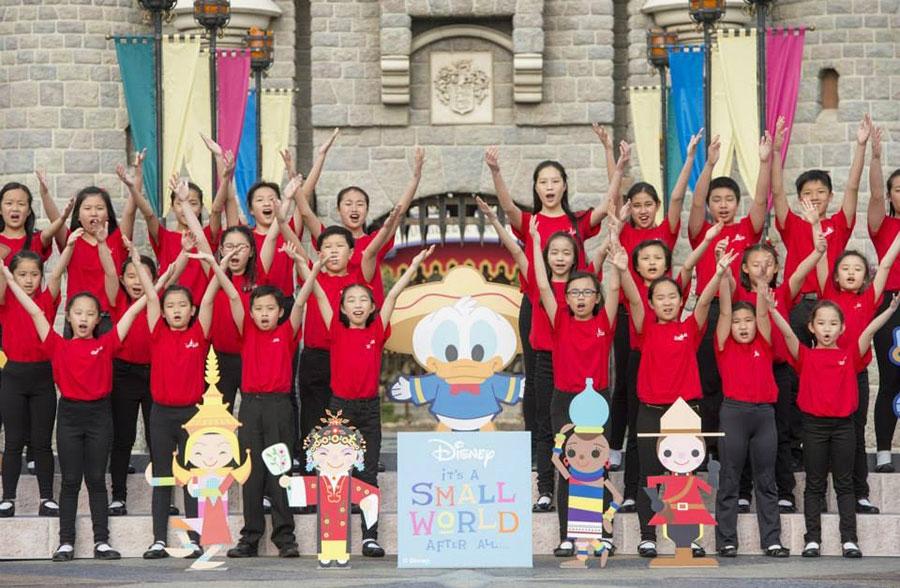 香港ディズニーランド (c)Disney