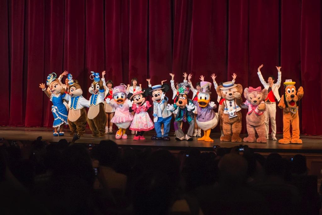 ディズニー・ウォーク2014 (c)Disney