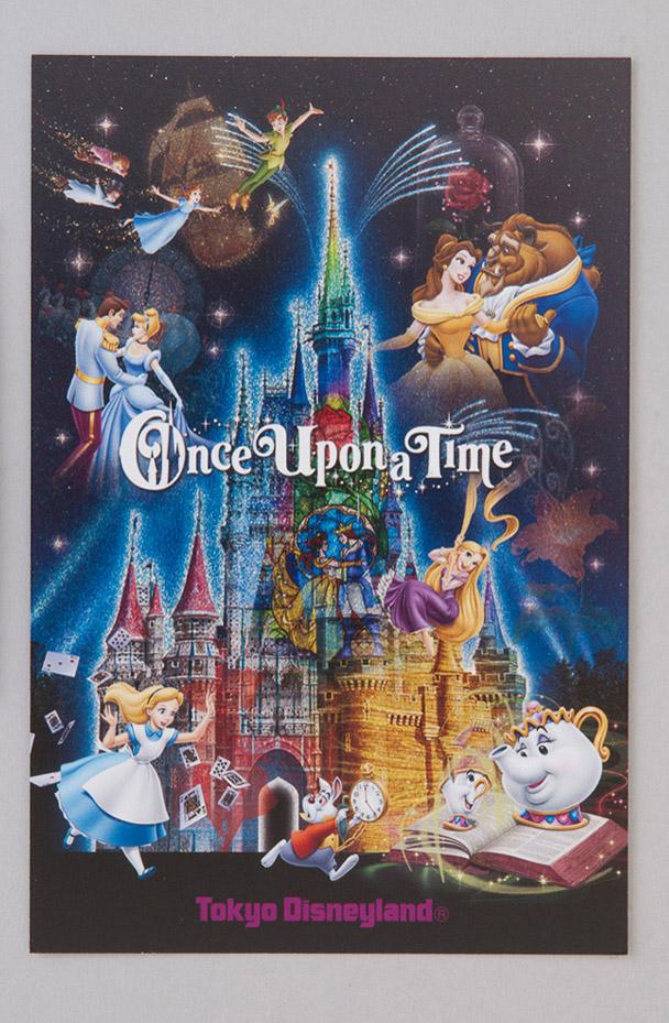 ポストカード (c)Disney