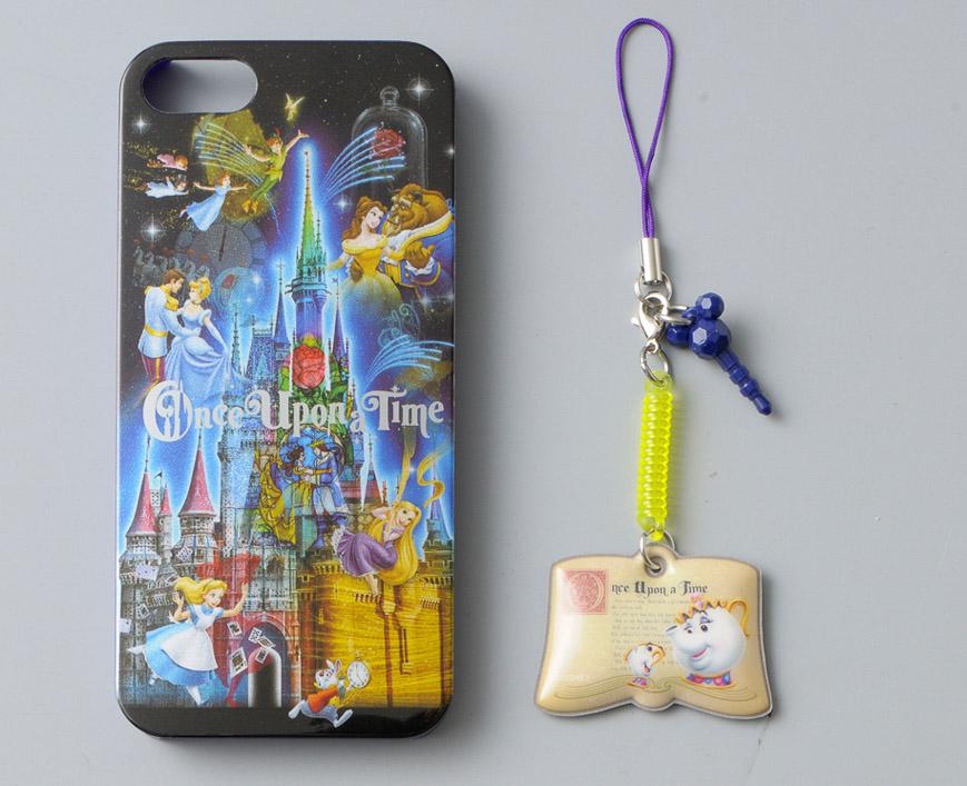 スマートフォンケース (c)Disney