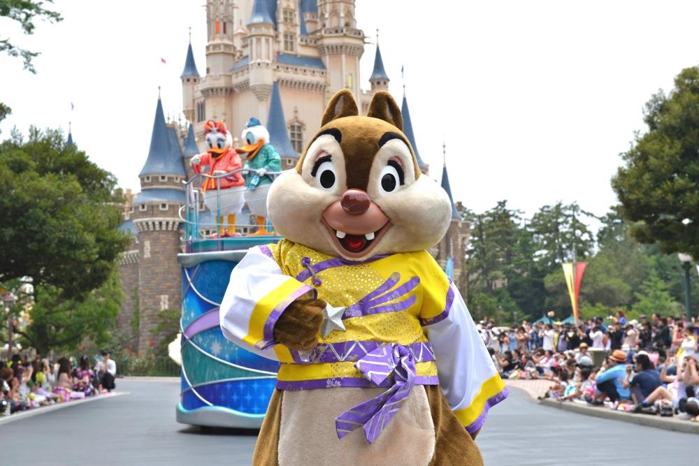 七夕グリーティング (c)Disney