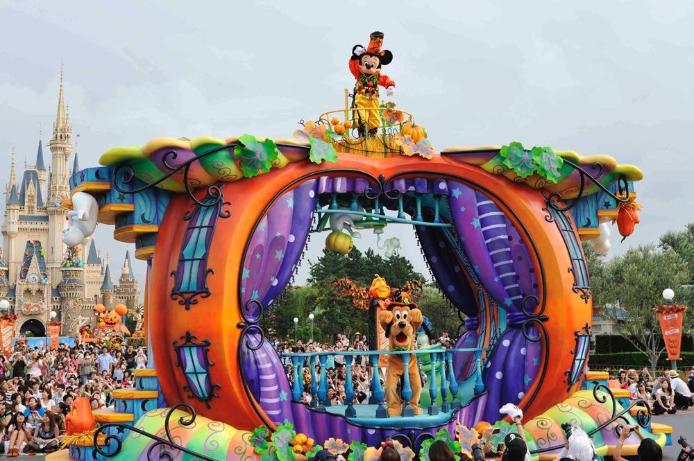 東京ディズニーランド「ディズニー・ハロウィーン」(イメージ) (c)Disney