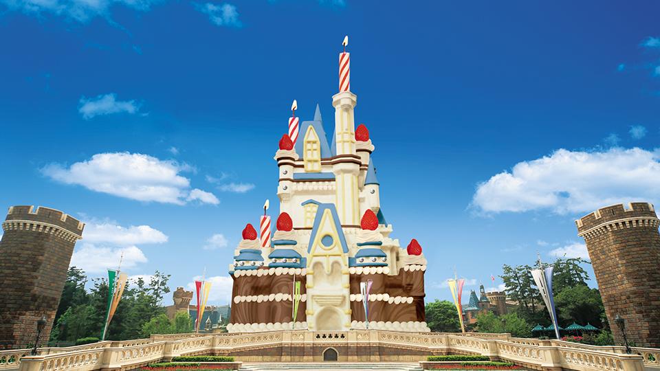イメージムービーの一部 (c)Disney
