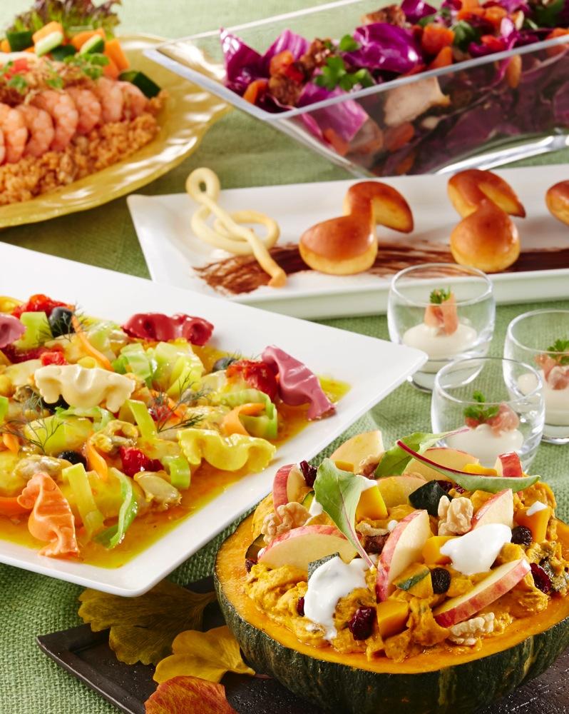 シャーウッドガーデン レストラン ブッフェ イメージ (c)Disney