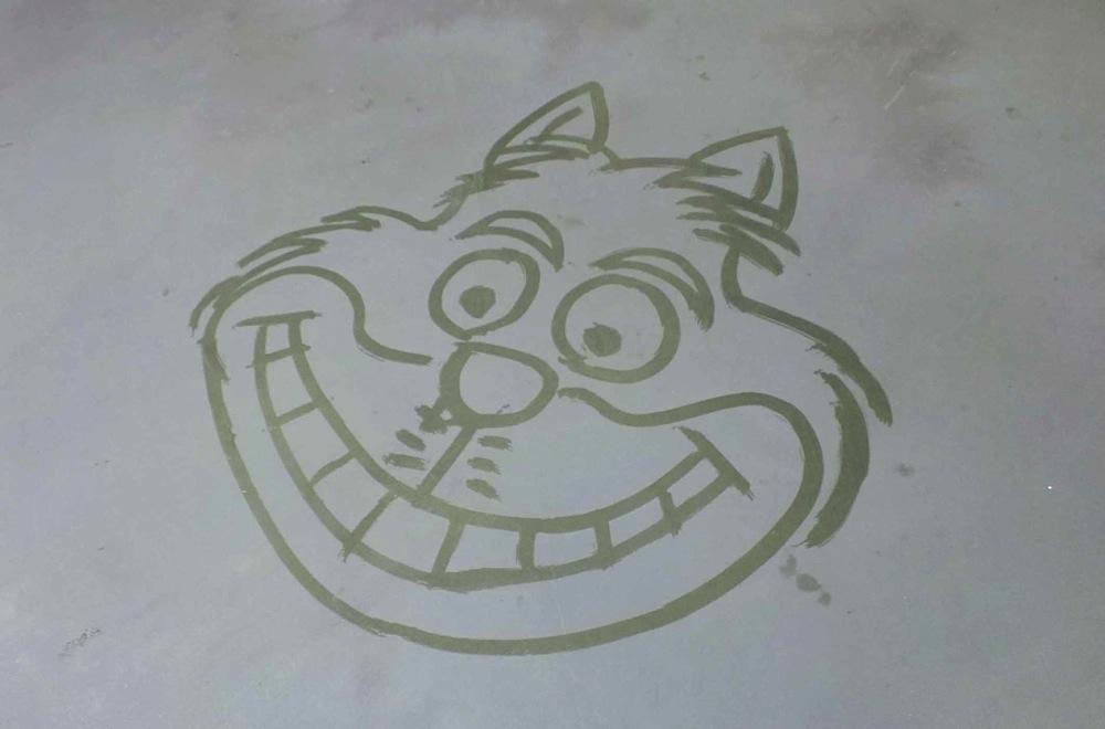 チシャ猫 東京ディズニーランド ファンタジーランドほか (c)Disney