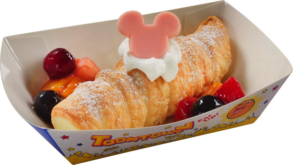 レモンクリームパイ 350円 (c)Disney