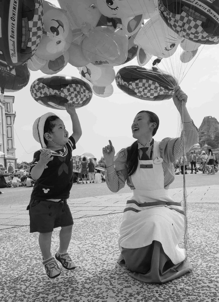 ハービー山口氏 (c)Disney