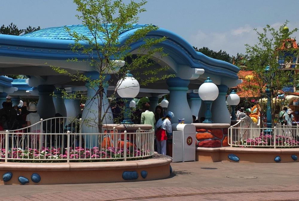 店舗外観写真 (c)Disney