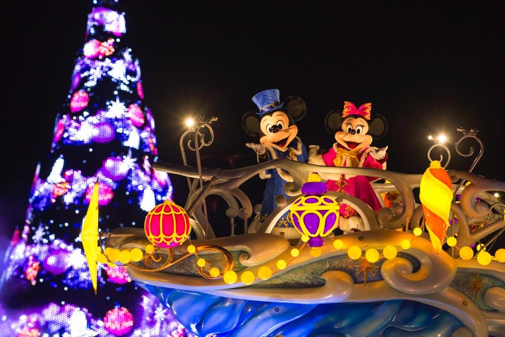 東京ディズニーシー「カラー・オブ・クリスマス」(イメージ) (c)Disney