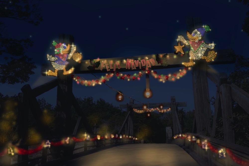 「フィエスタ・デ・ラ・ルース」(イメージ) (c)Disney