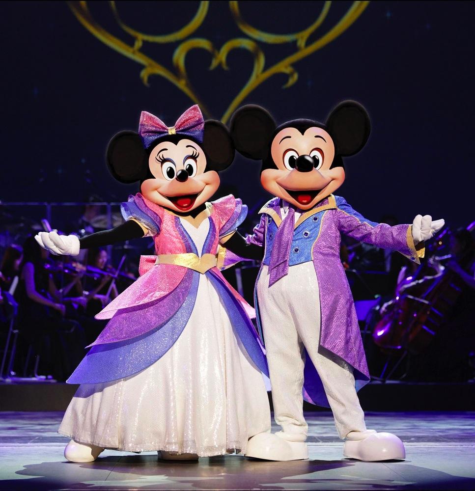 バレンタイン・ナイト (c)Disney