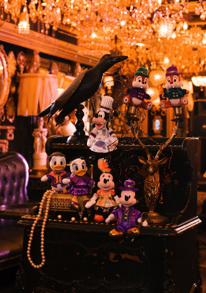 東京ディズニーシー限定グッズ (c)Disney