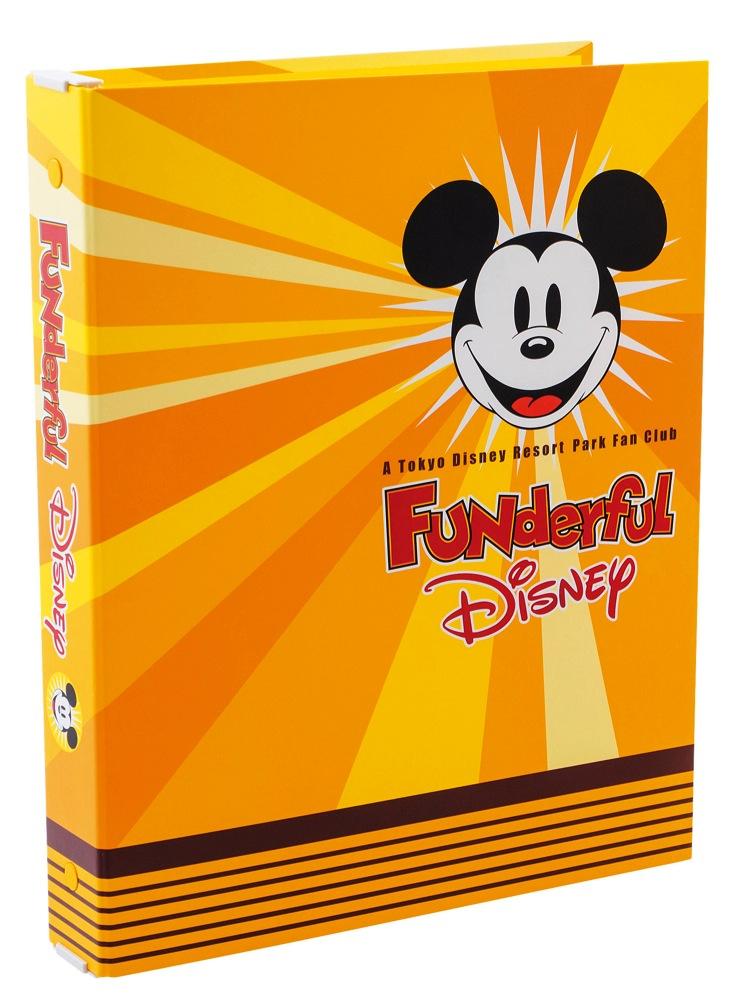 D賞:バインダー(イメージ) (c)Disney