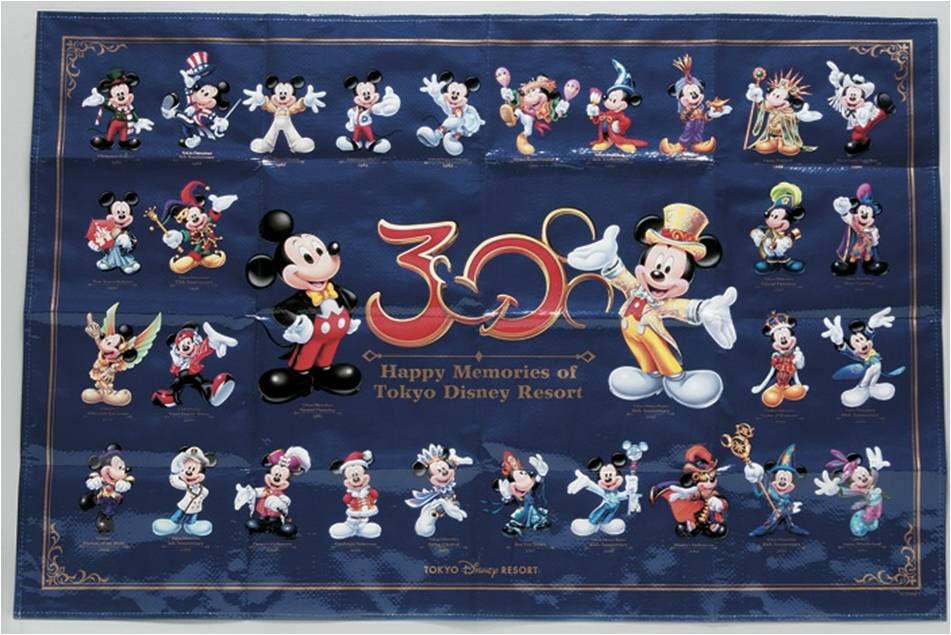レジャーシート(イメージ) (c)Disney