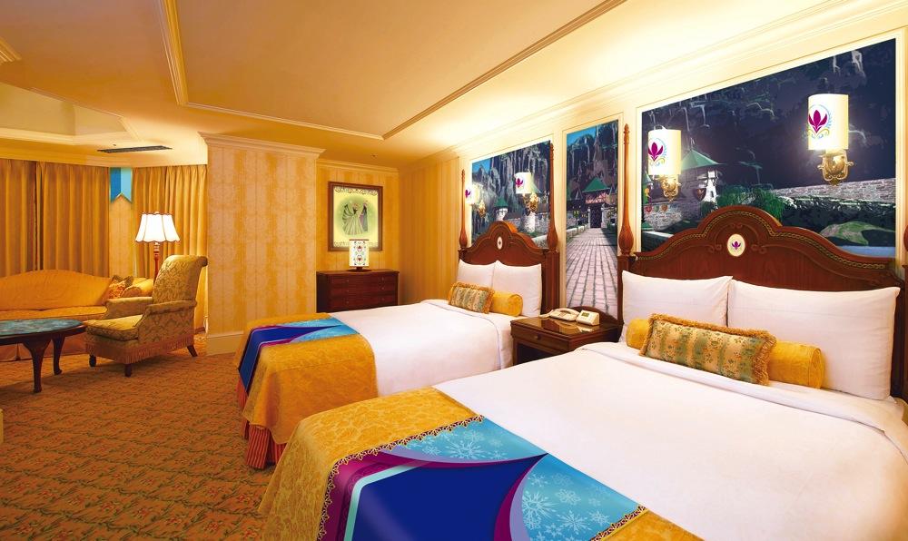 東京ディズニーランドホテル スペシャルルームイメージ (c)Disney