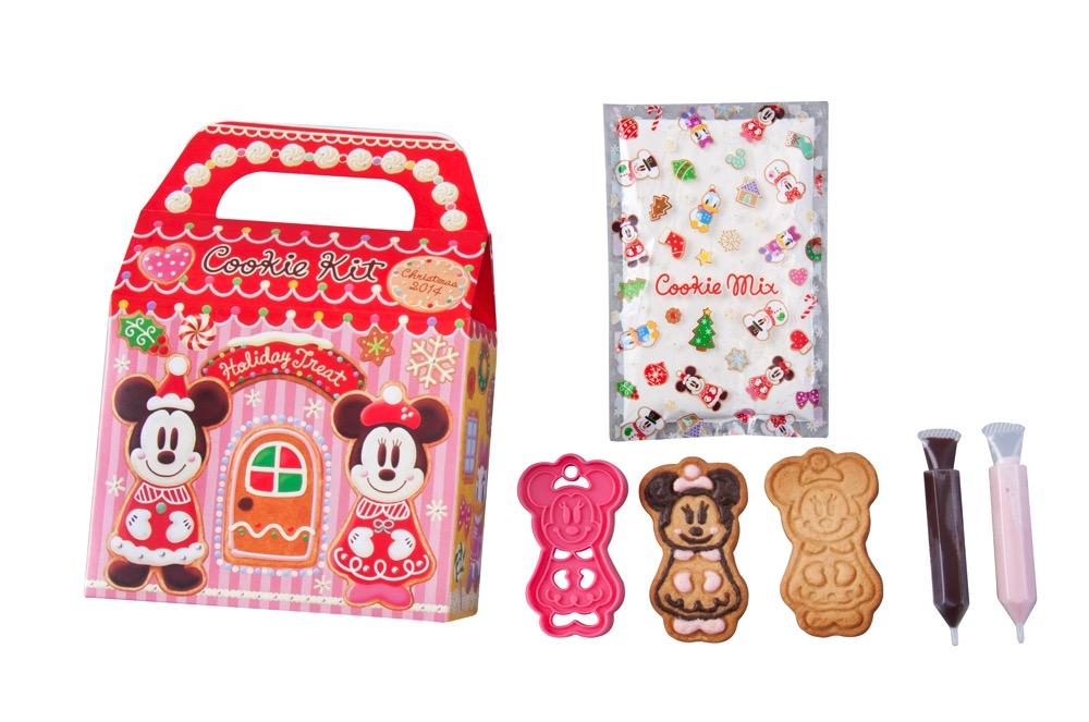 クッキーキット 900円 (c)Disney