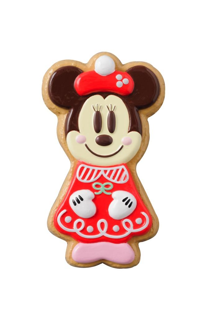 ミニーのマグネット (c)Disney