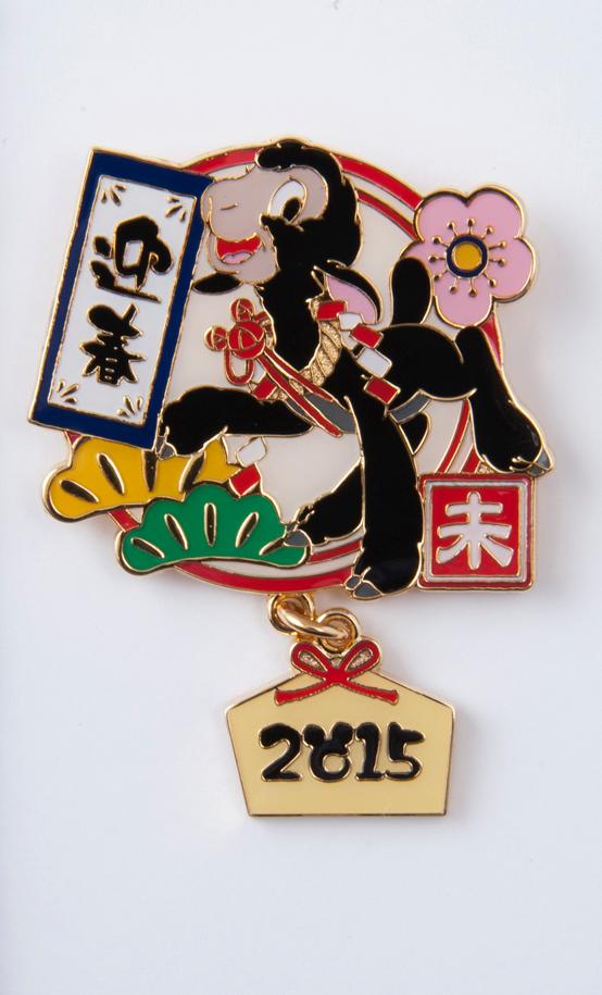 ピン 1000円 (c)Disney