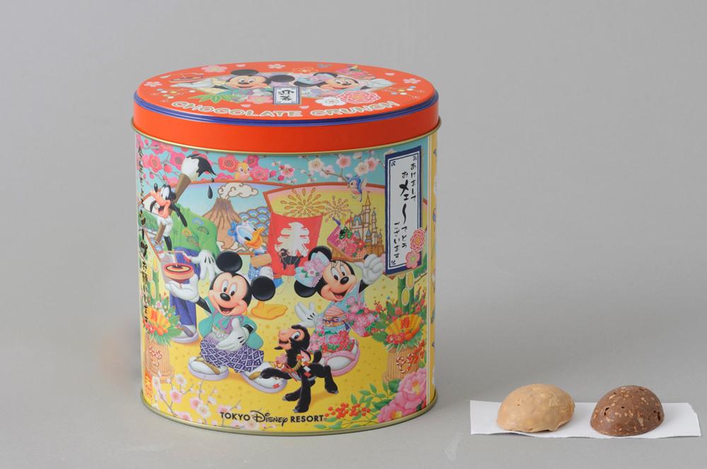 チョコレートクランチ 1200円 (c)Disney