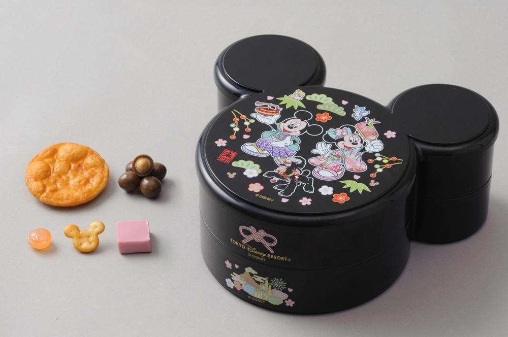 アソーテッド・スゥイーツ 2000円 (c)Disney