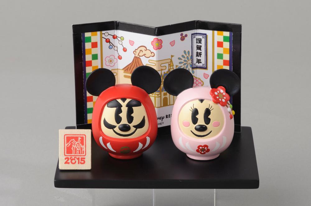 フィギュアリン 2500円 (c)Disney
