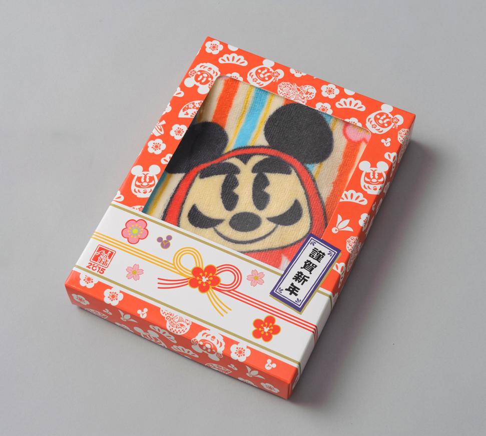 ウォッシュタオル 1000円 (c)Disney