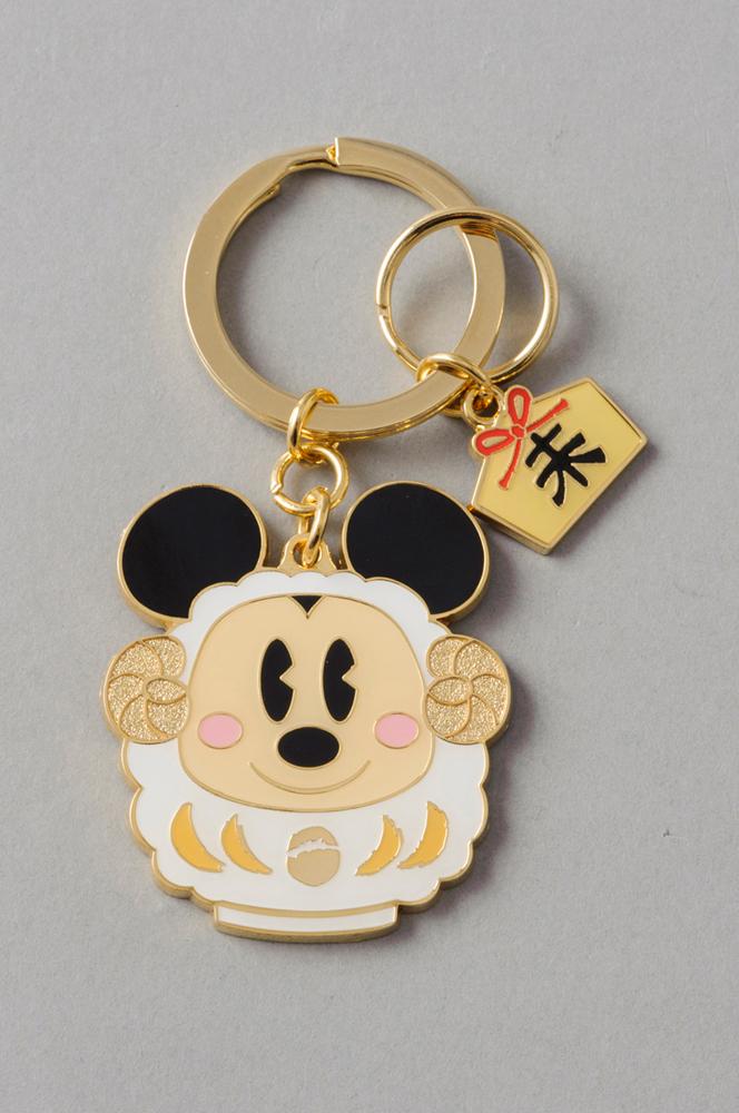 キーチェーン 650円 (c)Disney